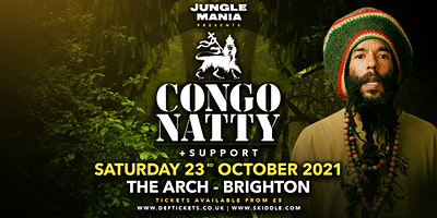 Jungle Mania presents Congo Natty