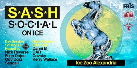 ★  SASH Social ★ On Ice ★ 28.11.20  ★ tickets