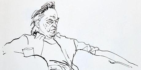 Nicholas Harding: The Theatre Sketchbooks, Artist 'in conversation' Tour tickets
