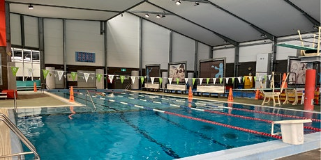 TRAC Murwillumbah 25m Pool lane bookings (from the 23rd November 2020) tickets