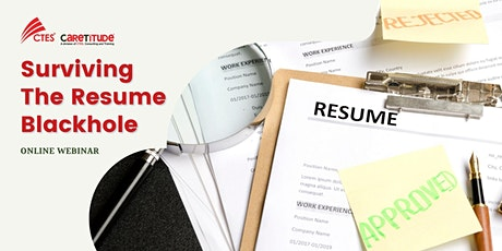 Surviving The Resume Blackhole tickets
