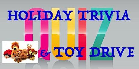 OxBridge vs Harvard/Yale Trivia Challenge Match & Toy Drive tickets