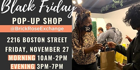 Black Friday Pop-Up Shop of Women of Color Entrepreneurs tickets