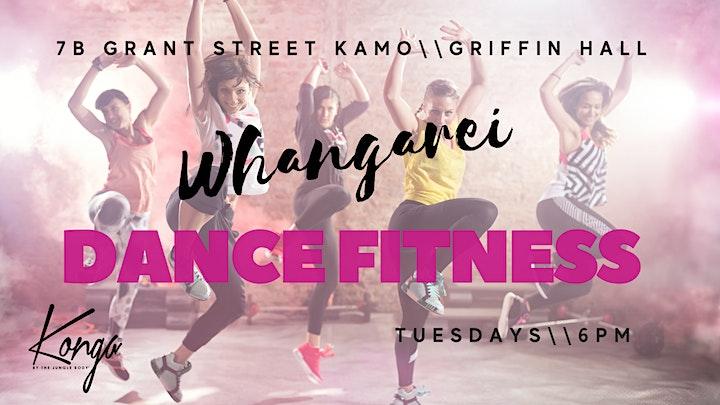 Whangarei Dance Fitness image