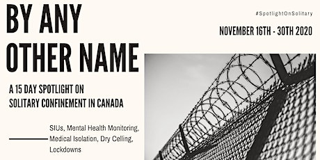 By Any Other Name: Legal Action on Response to COVID-19 in Federal Prisons tickets