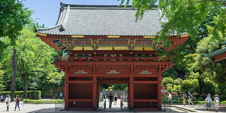 Japan - Virtual walking tour  of Yanesen a old town in Tokyo tickets