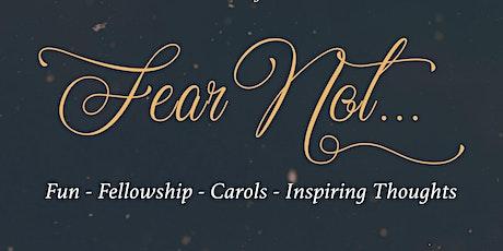 Fear Not... | A Women's Christmas Event tickets