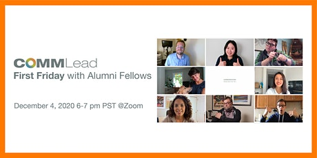 First Friday: Comm Lead Alumni Fellows tickets