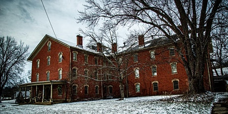 Fairfield County Infirmary Ghost Hunt tickets
