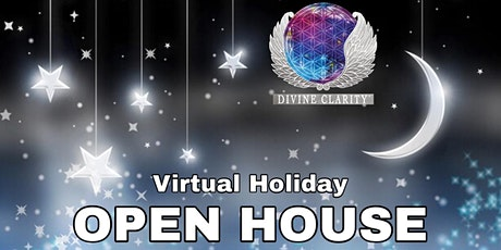 Divine Clarity Virtual Holiday Open House tickets