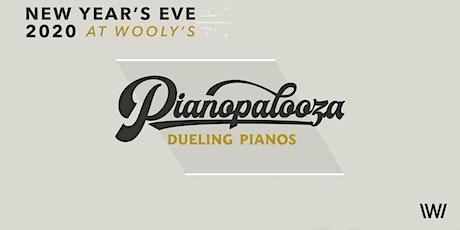 Pianopalooza - A New Years Celebration tickets