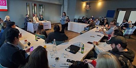 BNI Latino Virtual Meeting: Jhakees Napolitano - Servicios Bancarios entradas