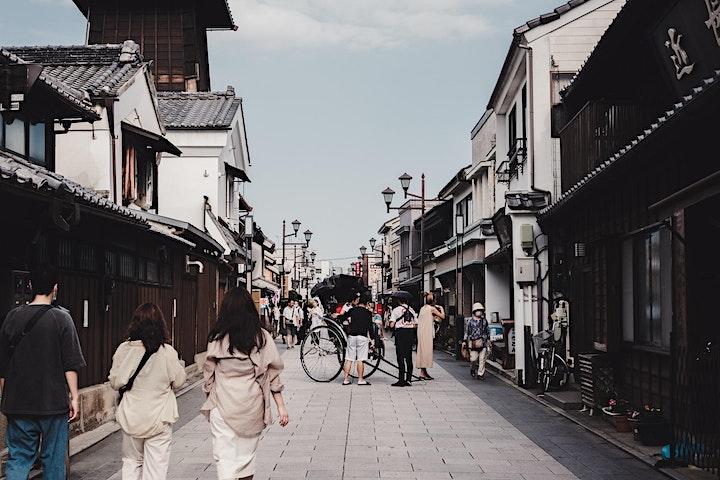 Japan - Virtual Walking Tour of Kawagoe a Edo Historical Town image