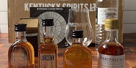 Bourbon Tasting Virtual Fundraiser tickets