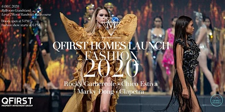 QFirst Homes Launch: Fashion 2020 tickets