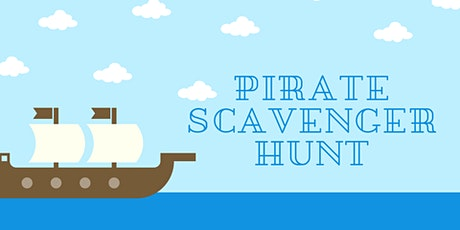 Pirate Scavenger Hunt  - Memorial Park tickets