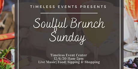 Soulful Brunch Sunday tickets