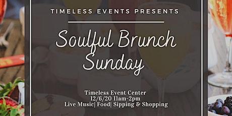 Soulful Brunch Sunday tickets