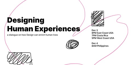 Designing Human Experiences tickets