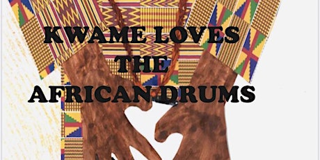 African Drum Book Release Party tickets