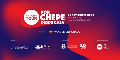 Art City Tour VIRTUAL: 26 Noviembre 2020 entradas