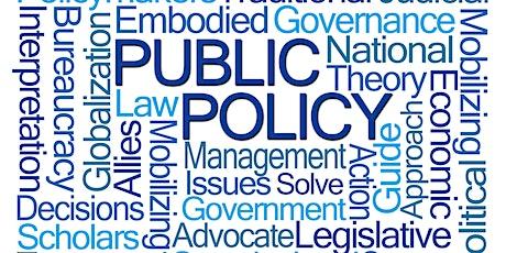 CECS Bespoke Policy Masterclass tickets