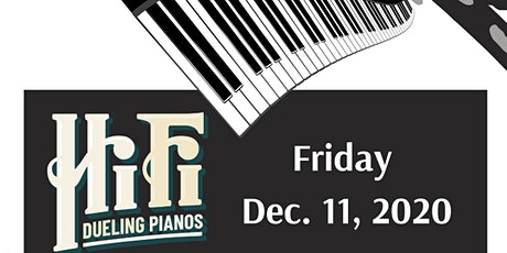 Hi Fi Dueling Pianos tickets