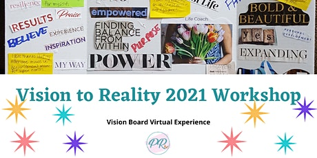 Vision to Reality 2021 Workshop tickets