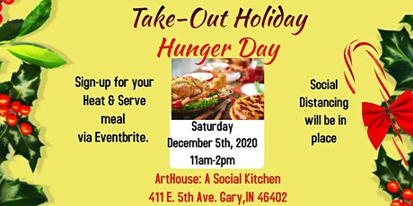 Take-Out Holiday Hunger Day tickets