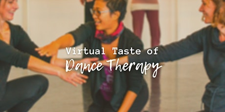 Virtual Taste of Dance Therapy for Stress Release (women-only edition) tickets