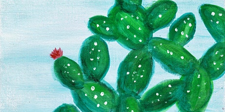 Paint Party: Prickly Pear tickets