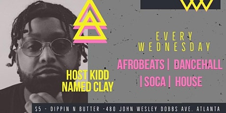 Curated AfroBeats Party tickets