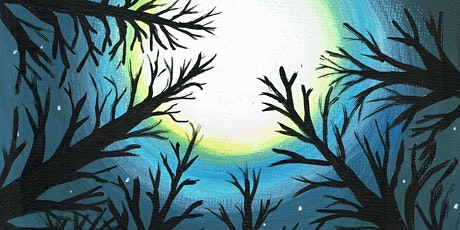 Paint Party: Moonlit Pines tickets