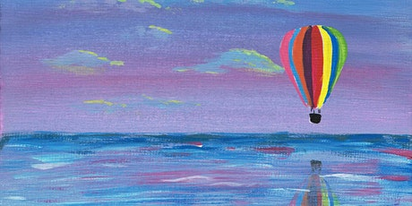 Paint Party: Balloon Reflection tickets