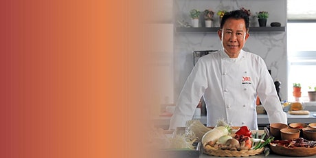 Martin Yan on Food and Wellbeing: A Live Online Conversation