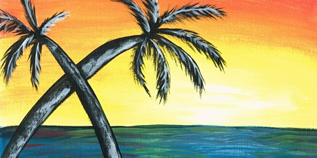 Paint Party: Relaxing Palms tickets