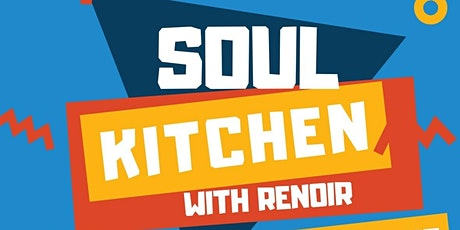 SOUL KITCHEN: A Soul & Funk Virtual Party tickets