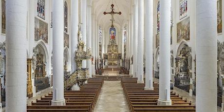 9:30 Uhr: Festgottesdienst zum 3. Advent mit Bischof Rudolf Voderholzer Tickets