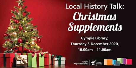 Local History: Christmas Supplements
