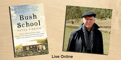 Ask the Author with Peter O'Brien tickets