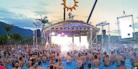 Transfer Pool Party 2021 - Vip Experience bilhetes