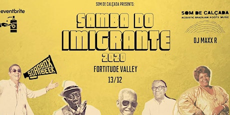 Samba do Imigrante - Brisbane, Australia tickets