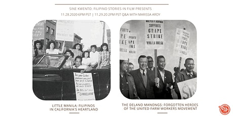 Sine Kwento Presents: Little Manila and The Delano Manongs tickets