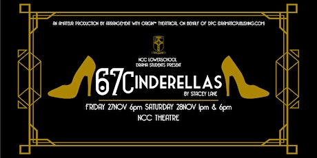 67 Cinderellas, a Comedy by Stacey Lane tickets