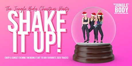 Shake it up - The Jungle Body Christmas Party tickets