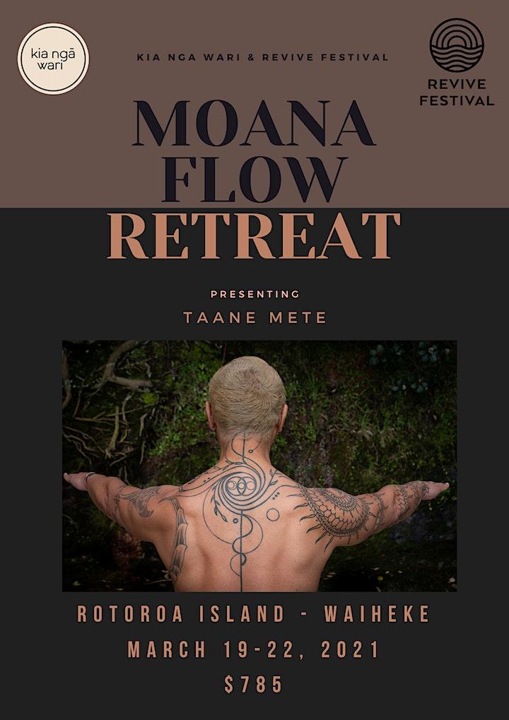 Moana Flow Retreat image