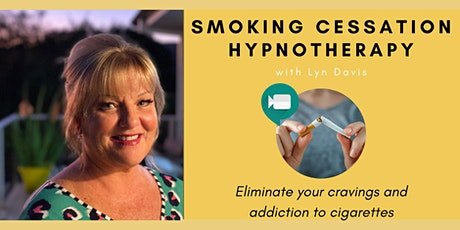 Smoking Cessation Hypnotherapy Online Session tickets