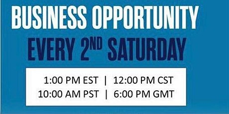 Become A Home-Based Travel Agent - Online, Virtual  Business Event tickets
