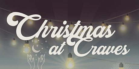 Christmas at Craves - Plant-based Food & Live Music! tickets