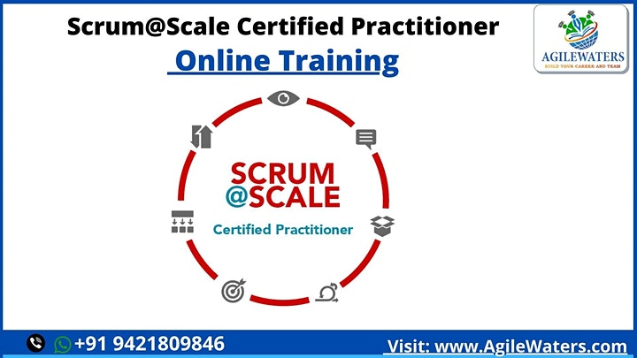 Scrum at Scale Certified Practitioner Online Training image